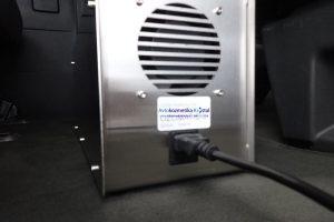 Čiščenje vozila z ozonom v Avtokozmetiki Kristal