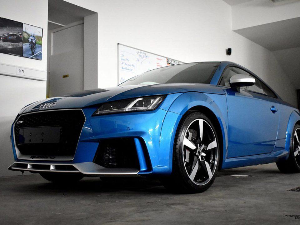 Avtokozmetika Kristal – Profesionalno detajlno čiščenje, poliranje in zaščita - Audi TT RS