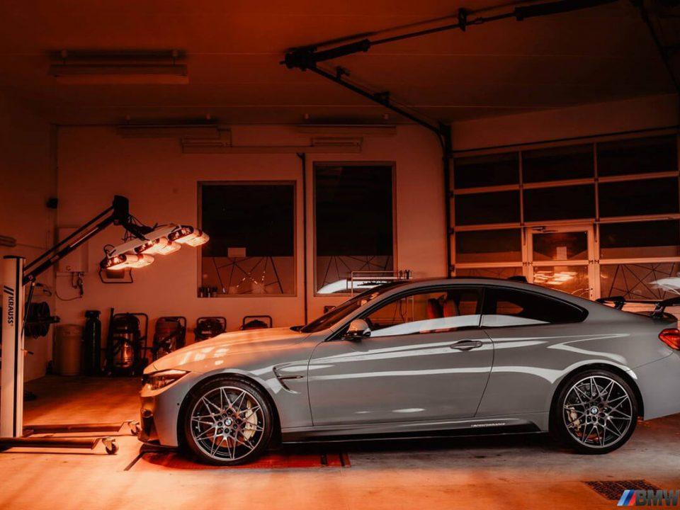 Avtokozmetika Kristal – Profesionalno detajlno čiščenje, poliranje in zaščita - BMW M4