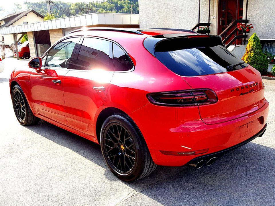 Avtokozmetika Kristal – Profesionalno detajlno čiščenje, poliranje in zaščita - Porsche Macan GTS