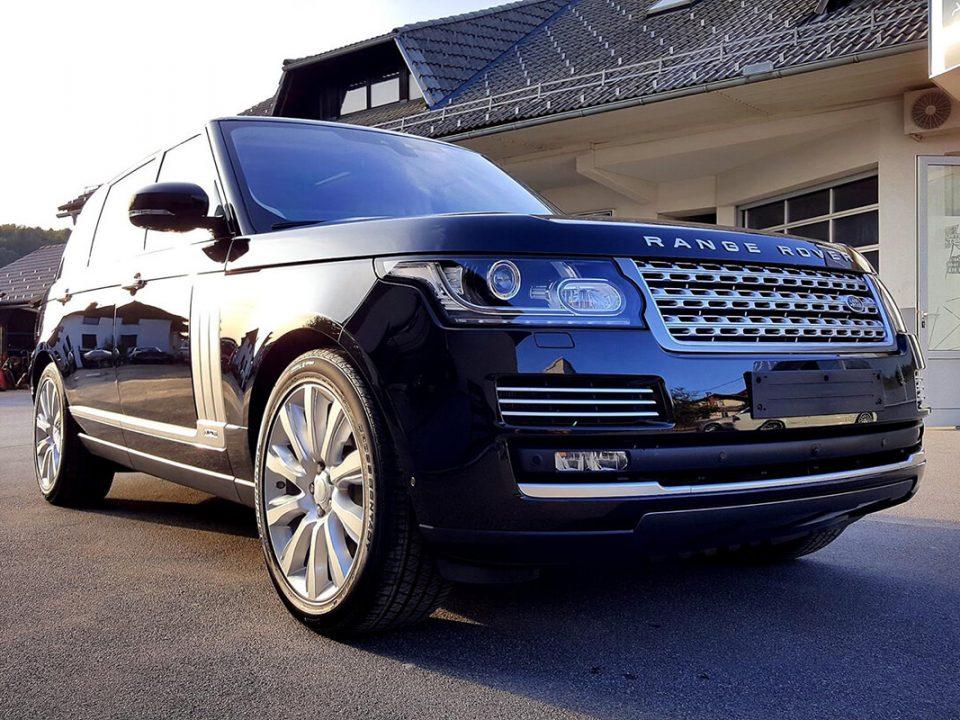 Avtokozmetika Kristal – Profesionalno detajlno čiščenje, poliranje in zaščita - Range Rover AutobiographyL